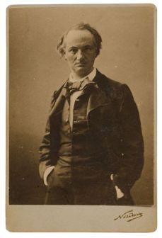 Baudelaire por Nadar