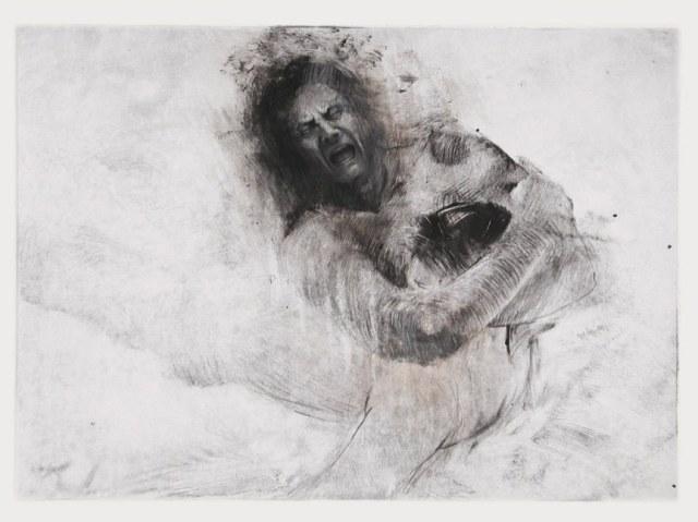 The death of Patroklus, Jane Morris Pack