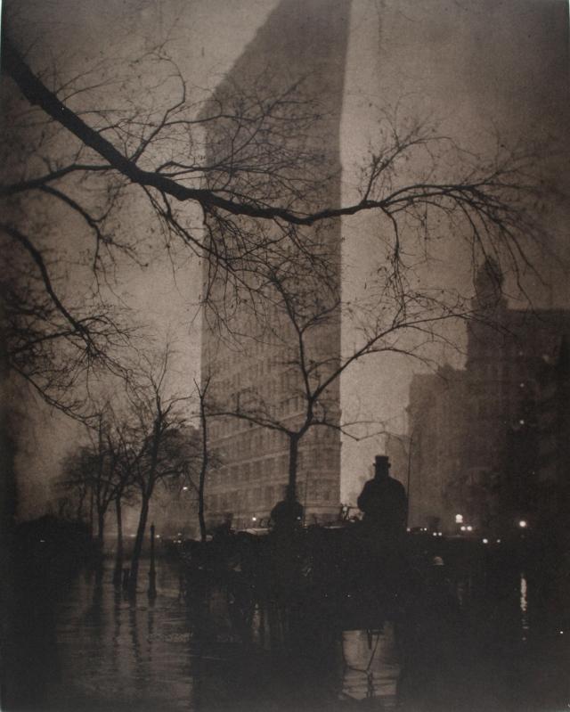 Edward Steichen, s/ título (Nova Iorque), 1905