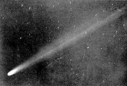 Cometa Halley, 1910